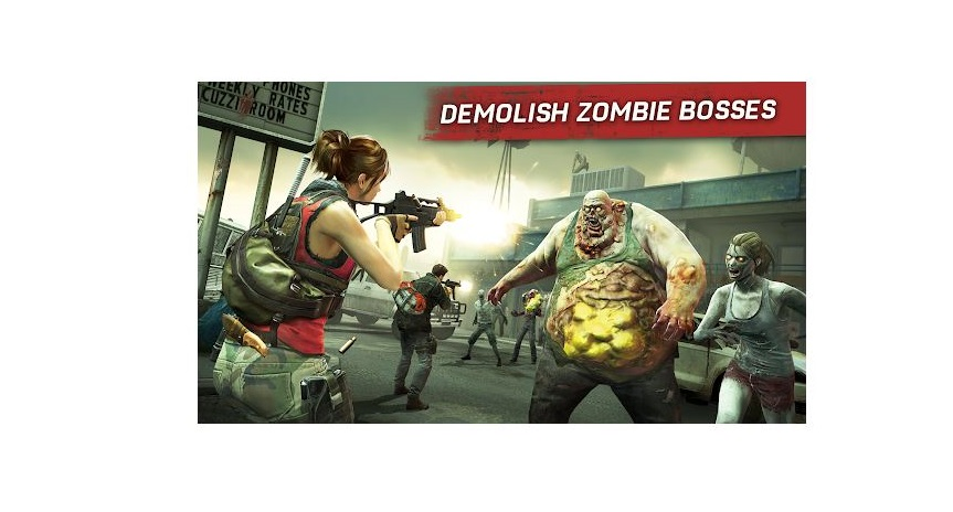 Left to Survive Zombie Survival PvP Shooter
