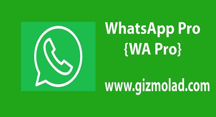 WhatsApp Pro (WA Pro) By WassemSy