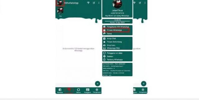 KMWhatsApp APK Mod