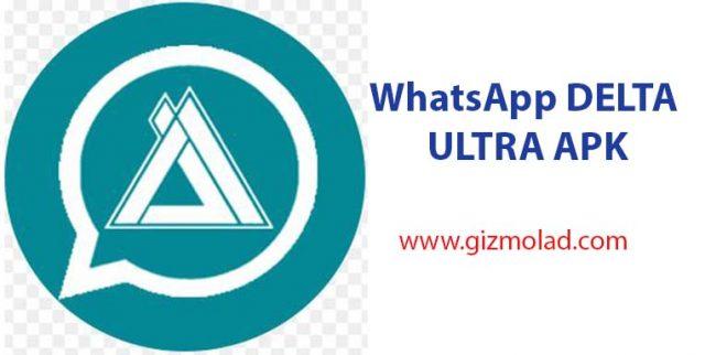 WhatsApp DELTA ULTRA APK